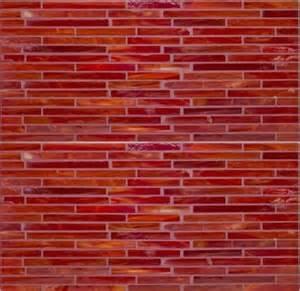 Red Glass Tile Kitchen Backsplash Pretty Red Glass Tile Backsplash My Mediterranean Style