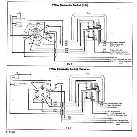travel trailer electrical diagram for lights travel