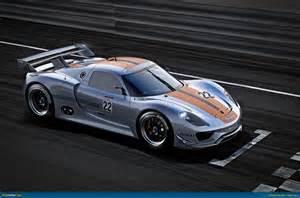 How Much Is The Porsche 918 Ausmotive 187 Detroit 2011 Porsche 918 Rsr