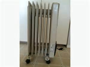 In needed 40 183 delonghi safeheat 1500w oil filled radiator heater