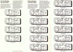Gmc Motorhome Floor Plans Hooniverse Weekend Edition Automotive Traveler The 1973