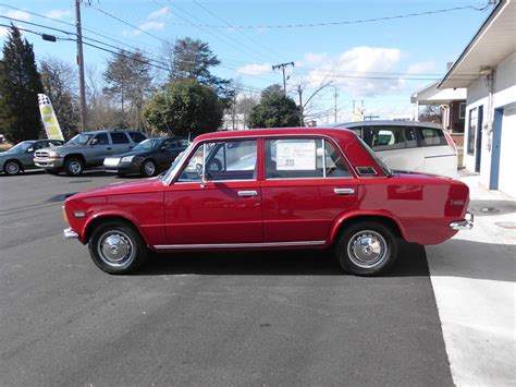 1971 fiat 124 base sedan 4 door 1 4l classic fiat other
