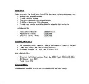 high school activities resume template where write extracurricular activities in resume exles