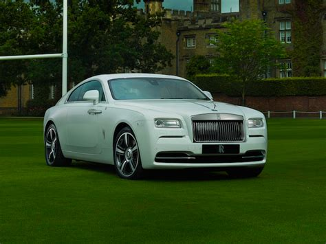 the 400 000 rolls royce wraith is a car with no rivals