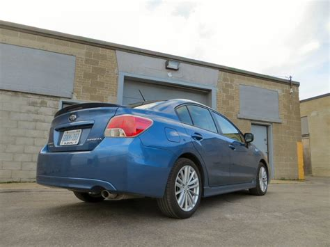 subaru impreza 2014 reviews 2014 subaru impreza compact sedan review autobytel