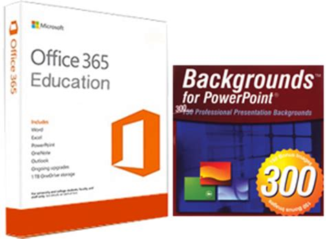 Microsoft Office 365 Education by 300 Powerpoint Backgrounds With Free Microsoft Office 365