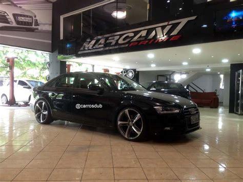 Audi A4 rebaixado com rodas rs7 aro 20