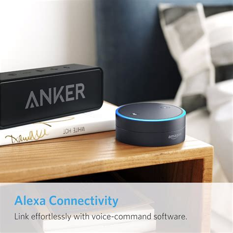 Anker Soundcore Bluetooth Speaker Dual Driver 24 Hours Playtime anker soundcore portable wireless bluetooth speaker with dual driver 24 hour playtime 66 foot