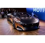 Automobile Trendz Peugeot Onyx Concept Car