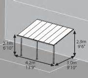 Palram Feria Patio Coverings   Canada Greenhouses