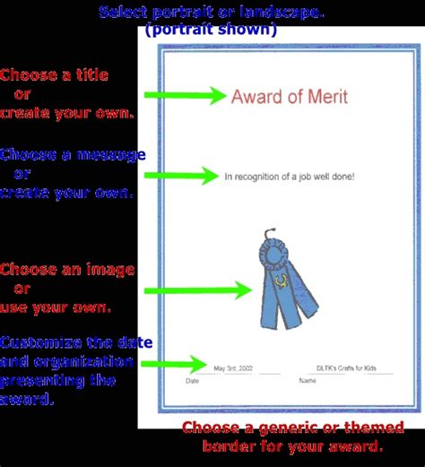 printable calendars dltk 1000 ideas about award certificates on pinterest