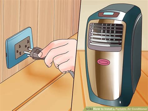 portable air conditioner installation how to install a portable air conditioner 10 steps