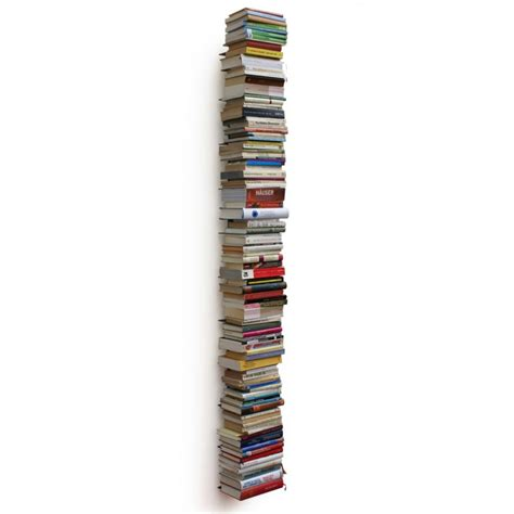 Invisible Bookshelf Tower 36 creative bookshelves with design decoholic