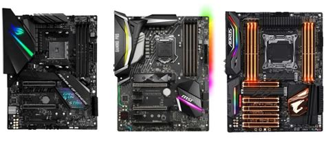 best motherboards for gaming the 12 best gaming motherboards for 2019 intel amd options
