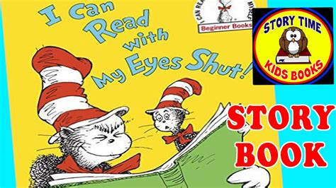 my read i can read with my shut dr seuss story books for