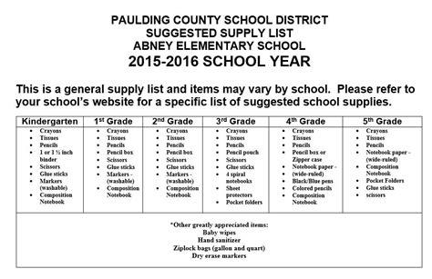 Cobb County School Calendar 2015 Paulding County School District 2015 2016 Calendar
