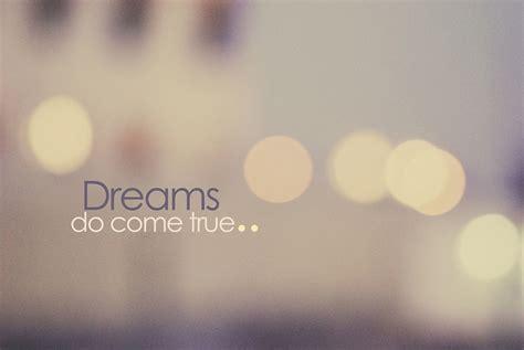 Dreams Come True dreams come true booknvolume