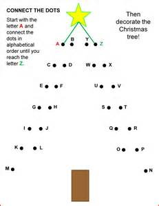 christmas tree connect the dots printable search results