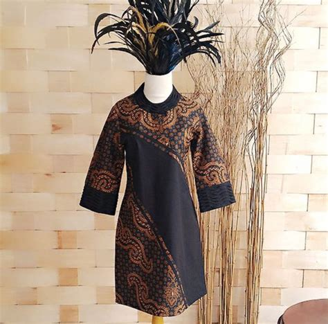 Batik Fashion Wanita Combination Nara Top 1137 best images about asian fabric and fashion on