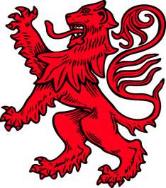 scottish lion 2 clip art at clker com vector clip art