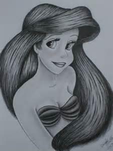 ariel drawing ariel fan art 4786763 fanpop