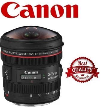 canon ef  mm fl fisheye usm ultra wide zoom lens