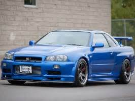 Nissan Skyline Gtr R34 For Sale In Usa Nissan Skyline S For Sale Rightdrive Usa