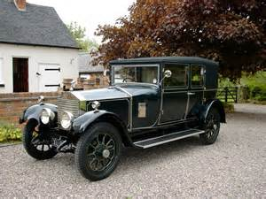 1918 Rolls Royce Bigshotte School Reunion Association Do You Remember
