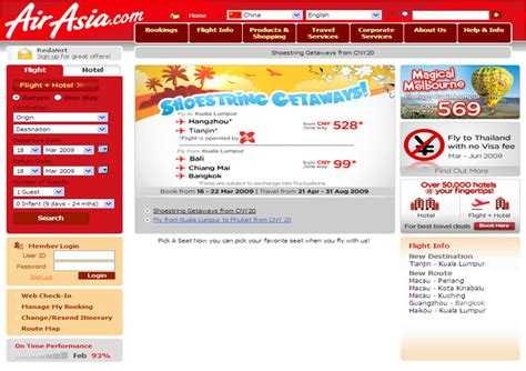 airasia call center information system business process online booking