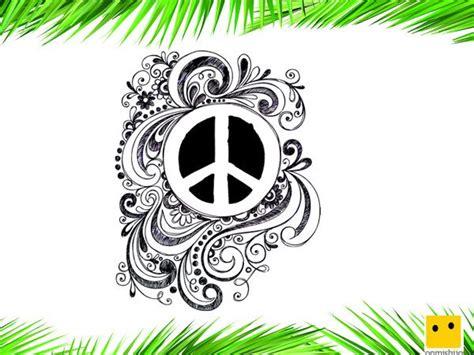 imagenes sobre simbolos de la paz s 237 mbolo de la paz dibujos para colorear con ni 241 os