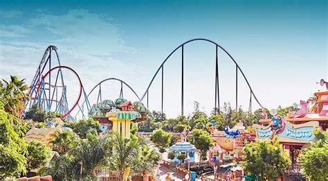 theme park portaventura portaventura spain theme park featuring ferrari land