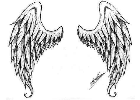 cartoon angel tattoo designs wing tattoos designs ideas and meaning tattoos