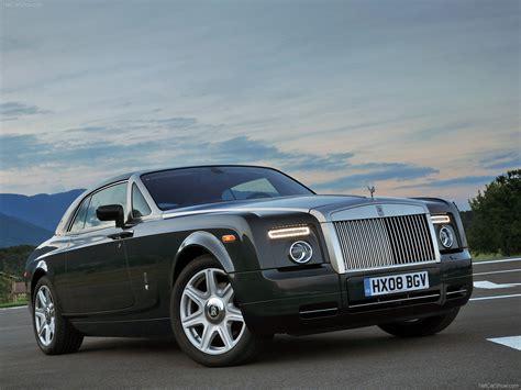 Rolls Royce Phantom Coupe (2009)
