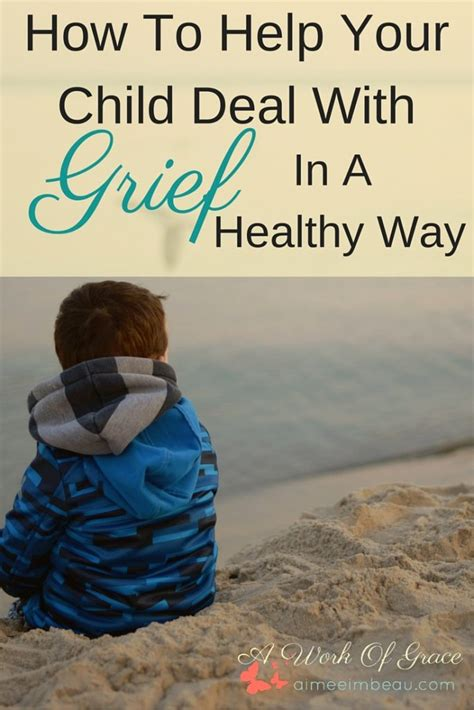 8 Ways To Help Your Child Deal With Your Divorce by How To Help Your Child Deal With Grief In A Healthy Way