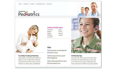 Free Pediatric Brochure Templates 13 Best Photos Of New Doctors Office Phlet Template The Free Pediatric Brochure Templates