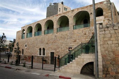 ottoman court municipal child center museum riwaq