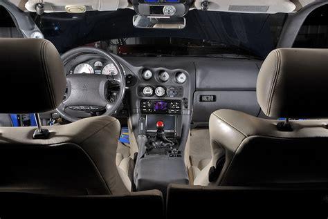 3000gt Vr4 Interior by Craig Byron S 3000gt Vr4 Photos Of Custom Interior