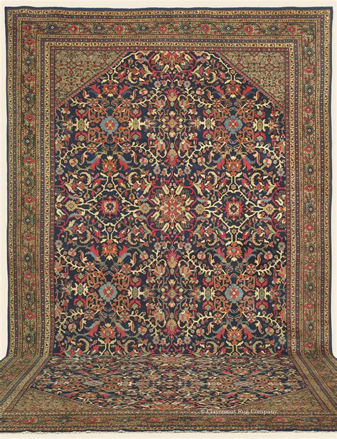 claremont rug company ferahan west central antique rug claremont rug company