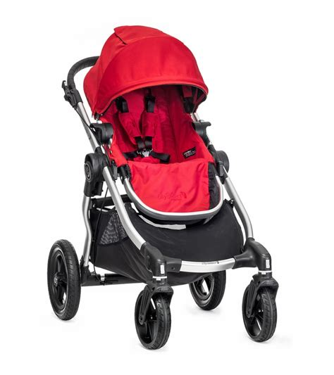 City Select Stroller Seat Recline by Baby Jogger City Select Stroller 2015 Ruby