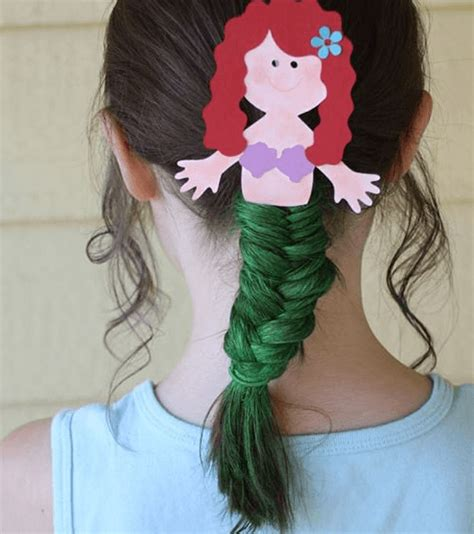 Hair Day Hairstyles by Great Hairstyles For Quot Wacky Hair Day Quot At School