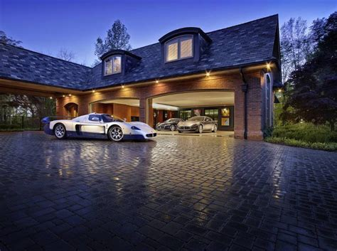 design a dream garage if you had to create a dream garage what would it be like