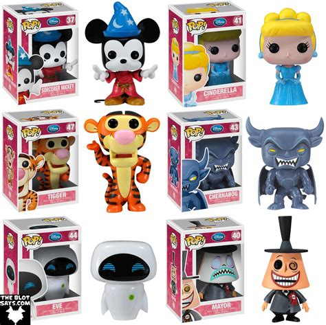 Pop Series the blot says look disney pop series 4 part i