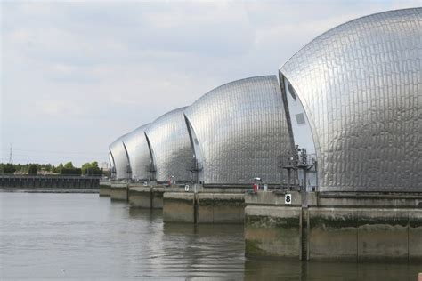 thames barrier architect how engineers stop floods high tech solutions