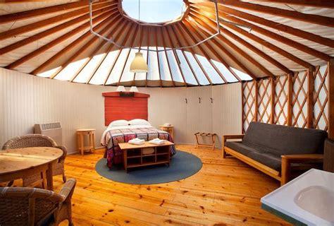 Yurts treebones resort