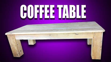 Meja Kayu Nangka tutorial membuat meja tamu meja makan coffee table minimalis dari kayu bekas