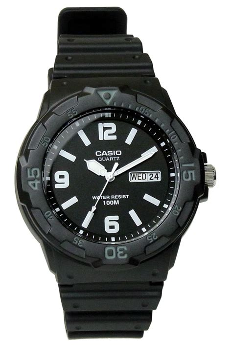 Casio Mrw 200h 1b2 楽天市場 チプカシ 腕時計 アナログ casio カシオ チープカシオ メンズ mrw 200h 1b2 ブラック