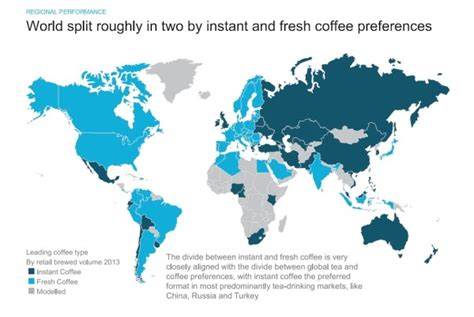 Not to Sound Alarmist, But Instant Coffee Is Taking Over