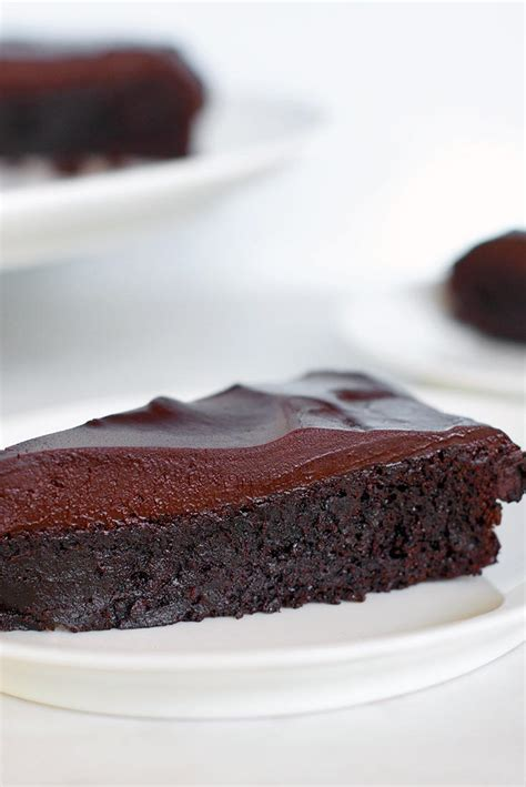 Flourless Chocolate Cake Ingredients And Directions by Flourless Chocolate Cake Recipe King Arthur Flour