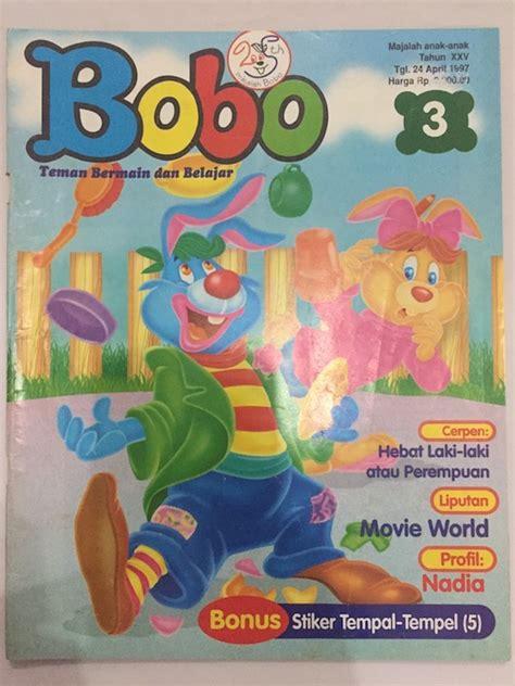 Majalah Ayahbunda No 06 21 Maret 03 April 2016 majalah bobo klasik no 31 terbit 05 november 1998