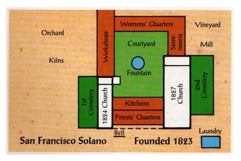 san francisco floor plans floorplan san francisco solano 4th grade mission project